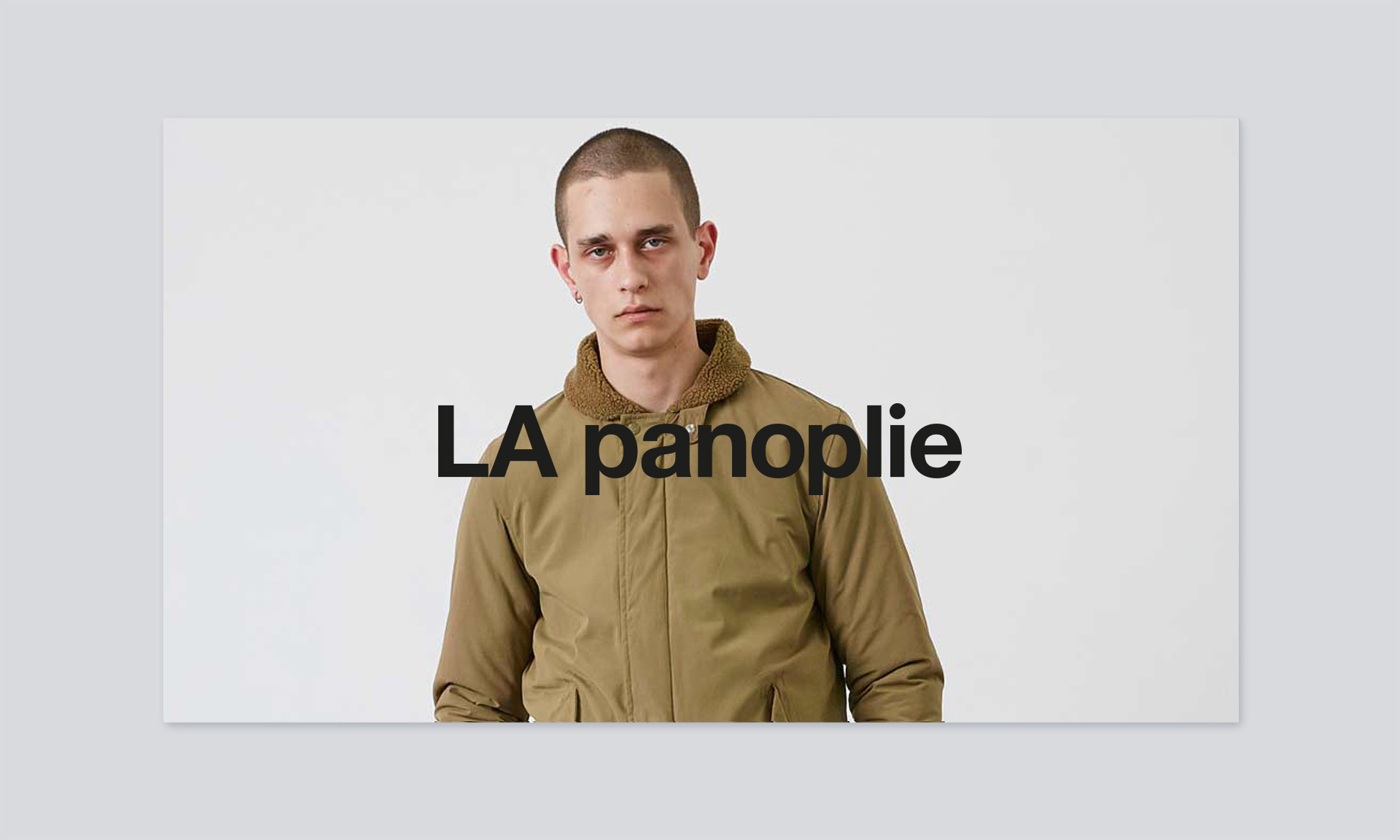 La Panoplie