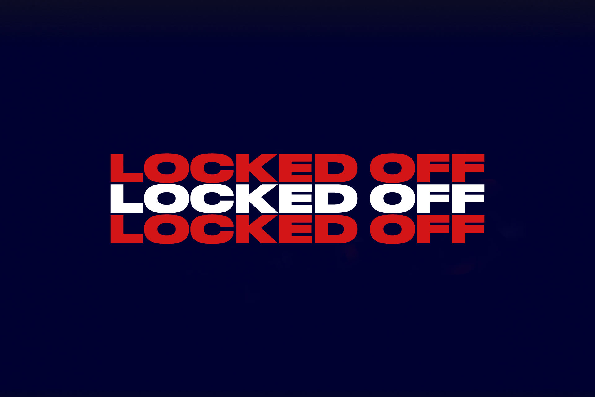 Locked Off