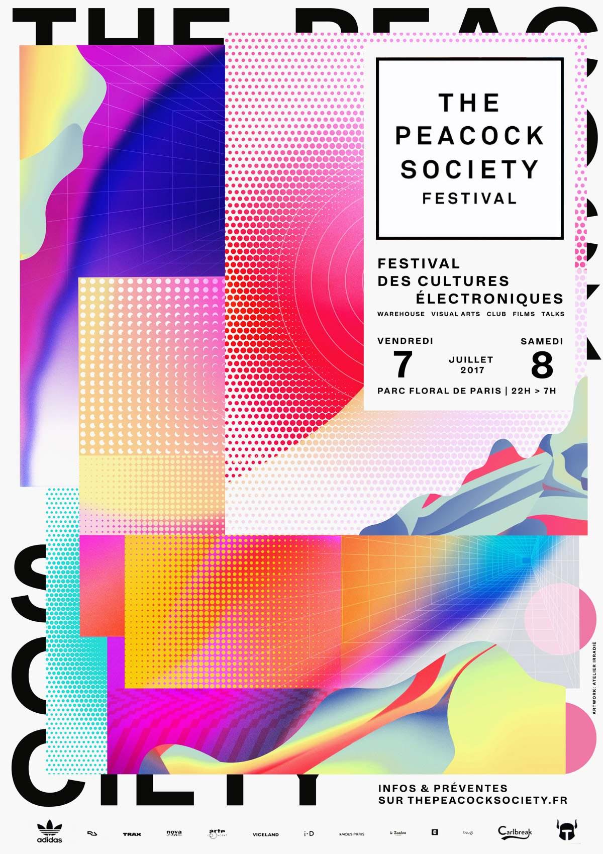 Peacock Society 2017